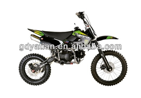 4 stroke good quality 125cc dirt bike for sale