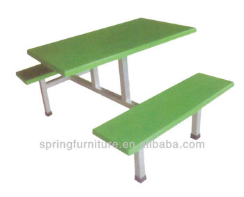 Plastic Dining Table For Student Price Of Plastic Dining Table Green Canteen