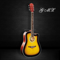 concert guitar made from professional company