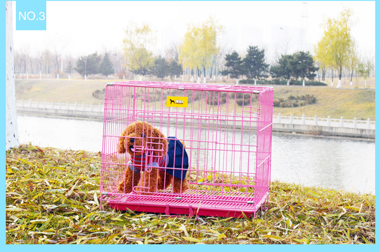 Thickening High Technology Dog Kennels Cages Display