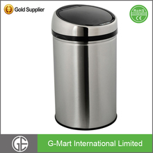 Eco-Friendly Restaurant Stainless Steel Electronic Sensor Trash Rubbish Bin