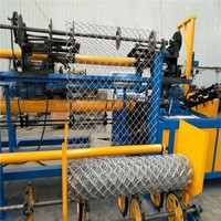 Fence Making Machine Chain Link Weaving