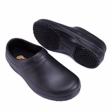SensFoot 2017 Hot Selling Water-proof Slip and Oil Resistant Chef Work Shoes