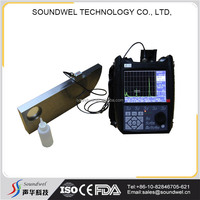 Welding Graph and CE mark ultrasonic flaw detector