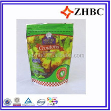 Snack Food Packaging Plastic Bag For Beef Jerky