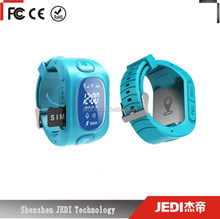 kids gps sos mobile phone wath smartwatch android oled 2016_C159