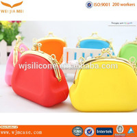 Top quality colorful silicone rubber bag,silicone beach bag