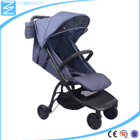 Brand new sit and lie pram travel baby trolley four wheels baby carrier