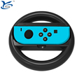 High ABS material Joy-Con Handle Holder Steering Wheel For Nintendo Switch