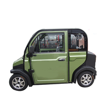 60v 3.0kw 4 Seat Four Wheel Cheap Small Electric Vehicle For Sale