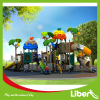 Liben Factory Used Commercial Plastic Large Park Kids Outdoor Play Structures