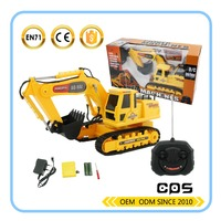 Nice Quality Rc Digger Truck Toy