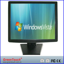 15 inch cheap lcd monitor with VGA input