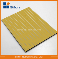 China Supplier Best Quality Fire Rated Aluminum Composite Panel(A2 Grade)