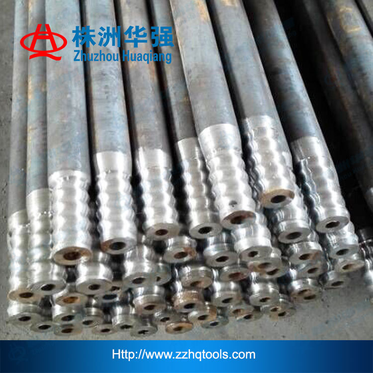 R38*R32*4.13m Drill pipe drill rod for blast furnace tapping