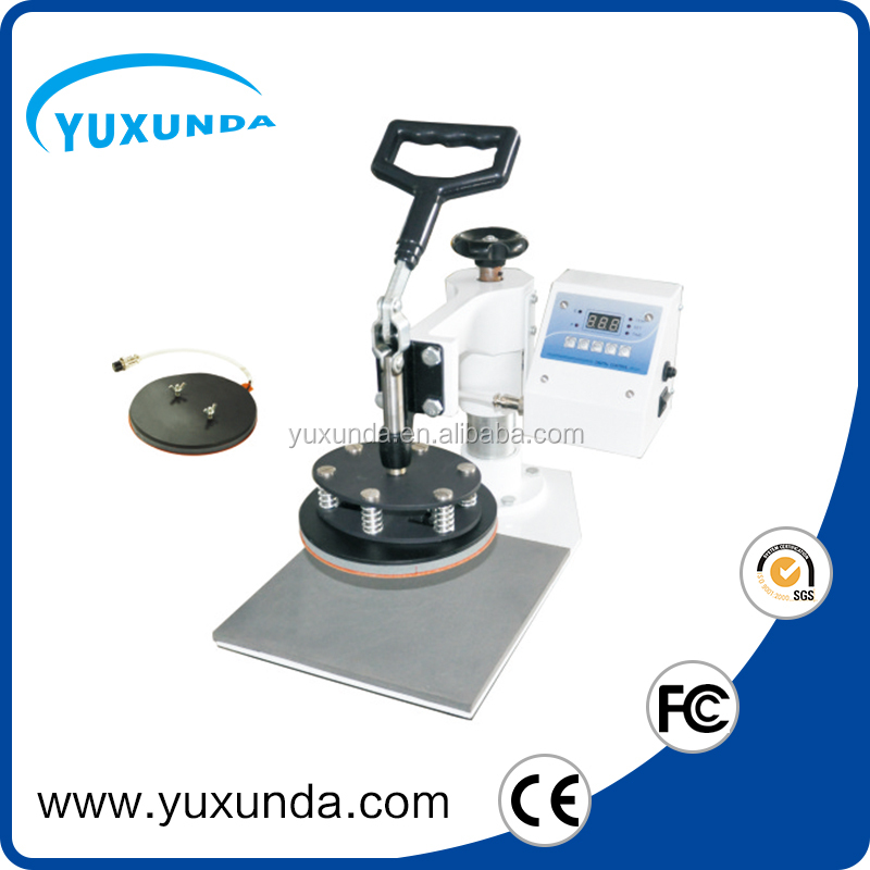 Yuxunda plate heat transfer press , plate transfer press machine
