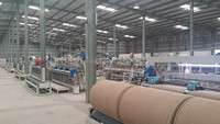 Electronic doby HYRL-789 jute machine for jute yarn weaving