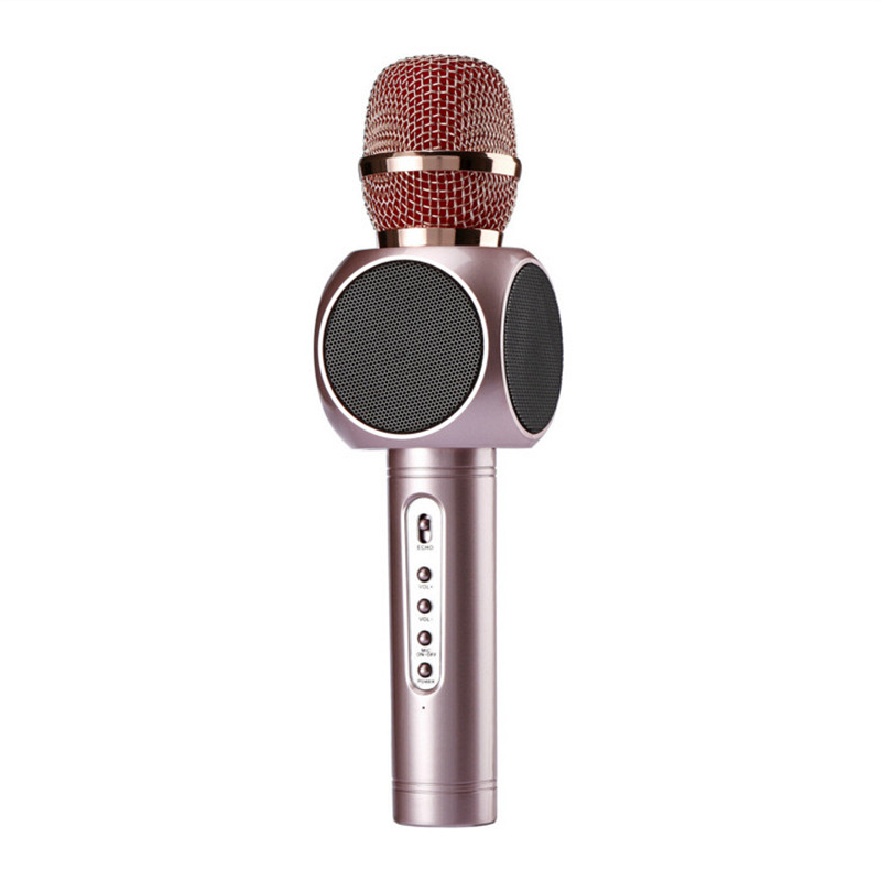 Magic Sing along Karaoke Microphone with Bluetooth Speaker E103