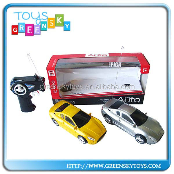 1:24 scale 2 channels remote control racing car