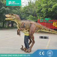 Wholesale fashion design theme park exhibition dinosaur