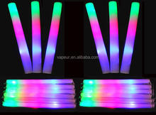Glow foam stick for celebrating party LED Foam Sticks in Stock