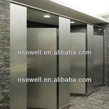 Custom sizes shower cubicles toilet