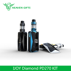 Standard and TPD Edition 2ml/ 4.2ml 234W IJOY Diamond PD270 6000mAh Electronic Cigarette