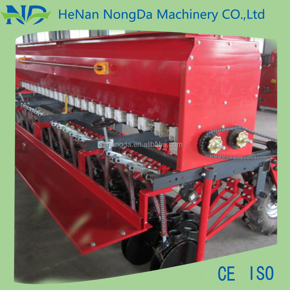 Agricultural 40-50 Hp wheat seeder