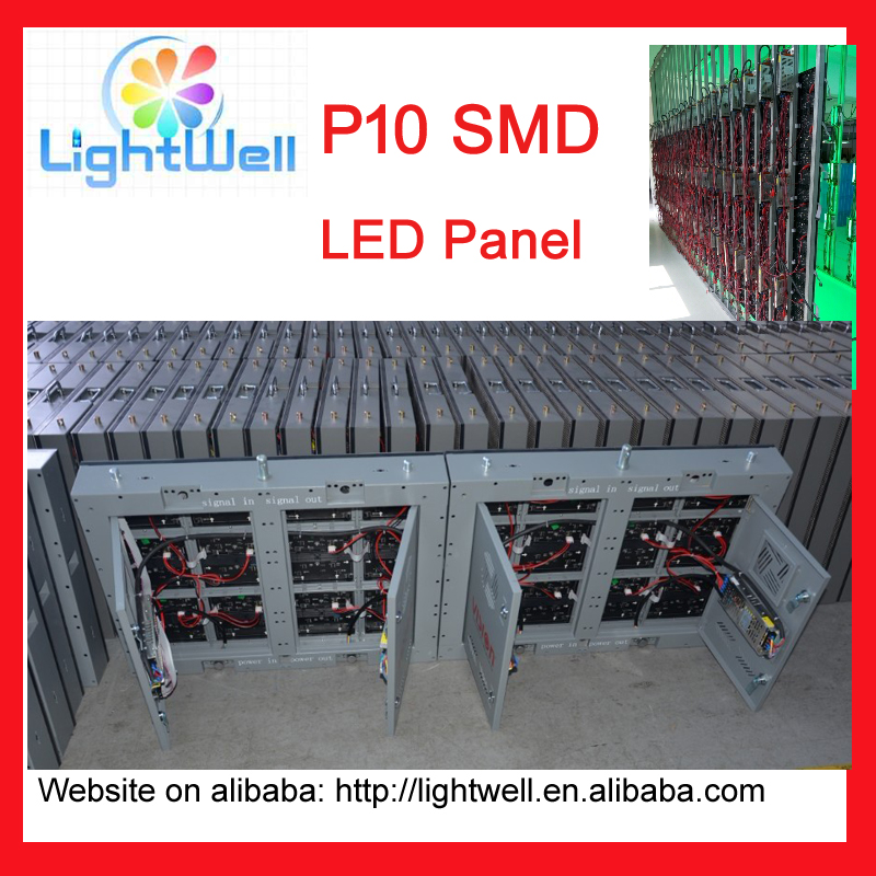 Indoor Usage and Video Display Function transparent window P10mm glass LED screen