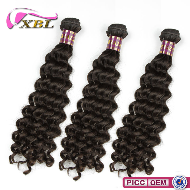 XBL Long Keeping Unprocessed Virgin Cheap Price 10A Hair Extension