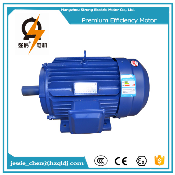 6kw 3 phase ac alternating current series motor used as generator