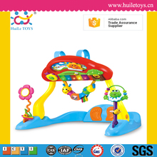 Huile toys baby gym with EN71
