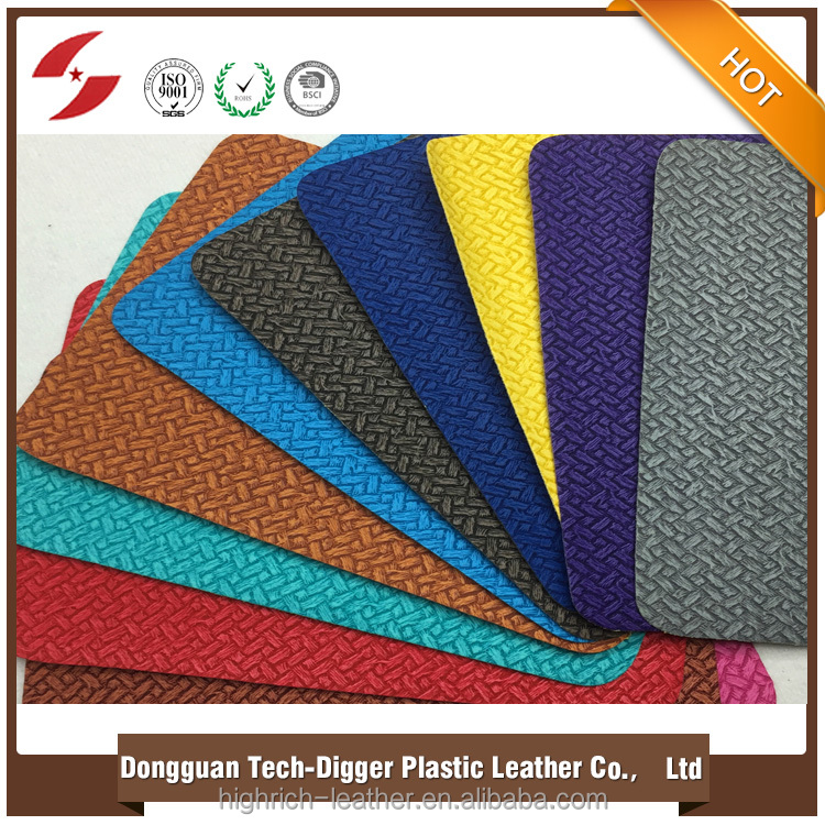 Most demanded products Thermo sensitive pu leather for notebook shipping from china