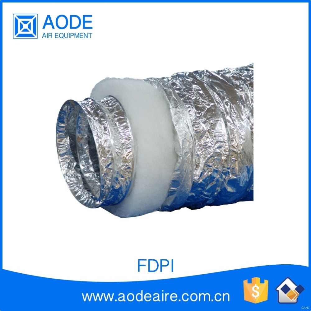 Hvac 12 Inch Flexible Ducts