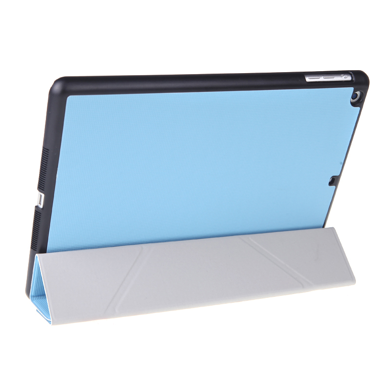 Big Sales Magnetic Smart Case Comprehensive Protective Shell Stand for iPad Air Sleep/Wake Up the thin and light design