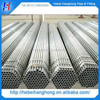 China Trade Assurance Manufacturer galvanized carbon steel pipe