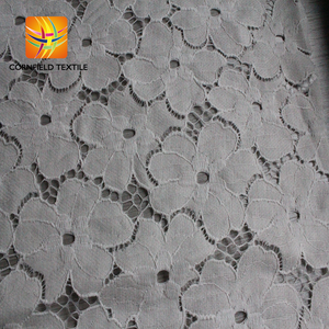 2018 high quality french free shipping guipure lace fabric