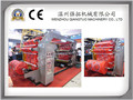 Qiangtuo Machinery multicolor printing machine for non woven