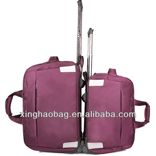 Gros sac de bagages, sac de chariot à bagages, voyage sac à bagages