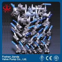 electric on/off ball valve rf smooth flange