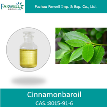 Farwell Plant Extract natural Cinnamon essential oil for Perfumes and Fragrances 8015-91-6