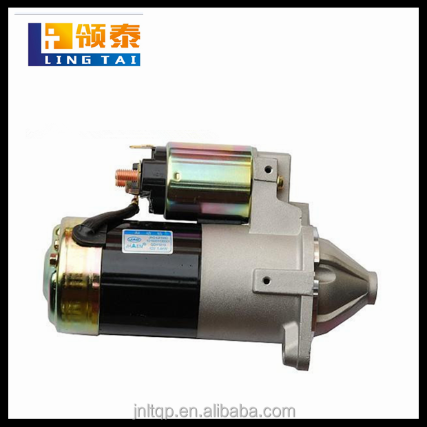 Howo truck spare part/ geared down starter motor