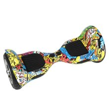 10inch hoverboard self balancing electric scooter /mini electric motorcycle/ dual motor lithium battery electric skateboard