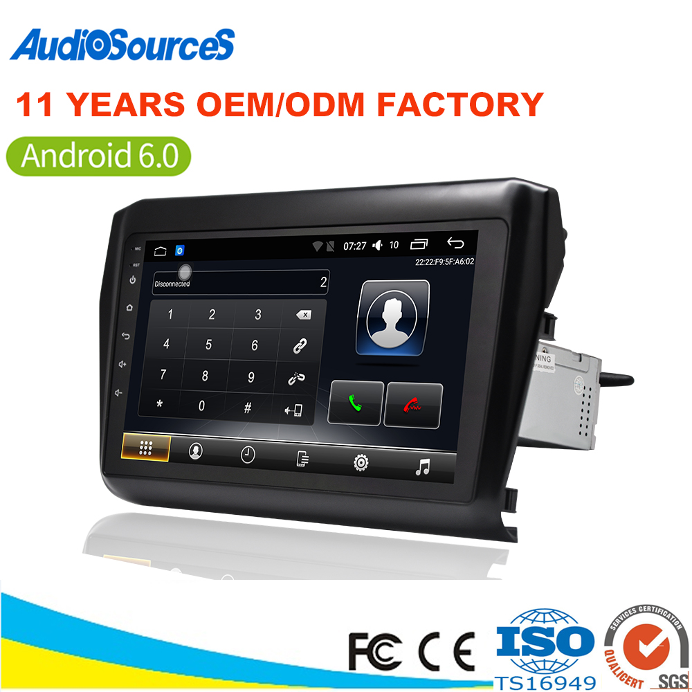 factory direct car audio system multimedia cd player for suzuki swift