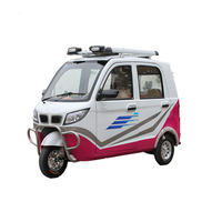 Cheap price electric tricycle electric car taxi for adults