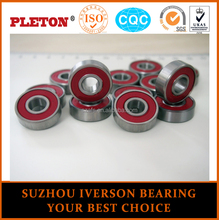 new bearings in 2016 608rs bearing used in skateboard pleton brand