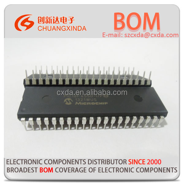 (IC Supply Chain) (DIP) PIC16F627A-E/P