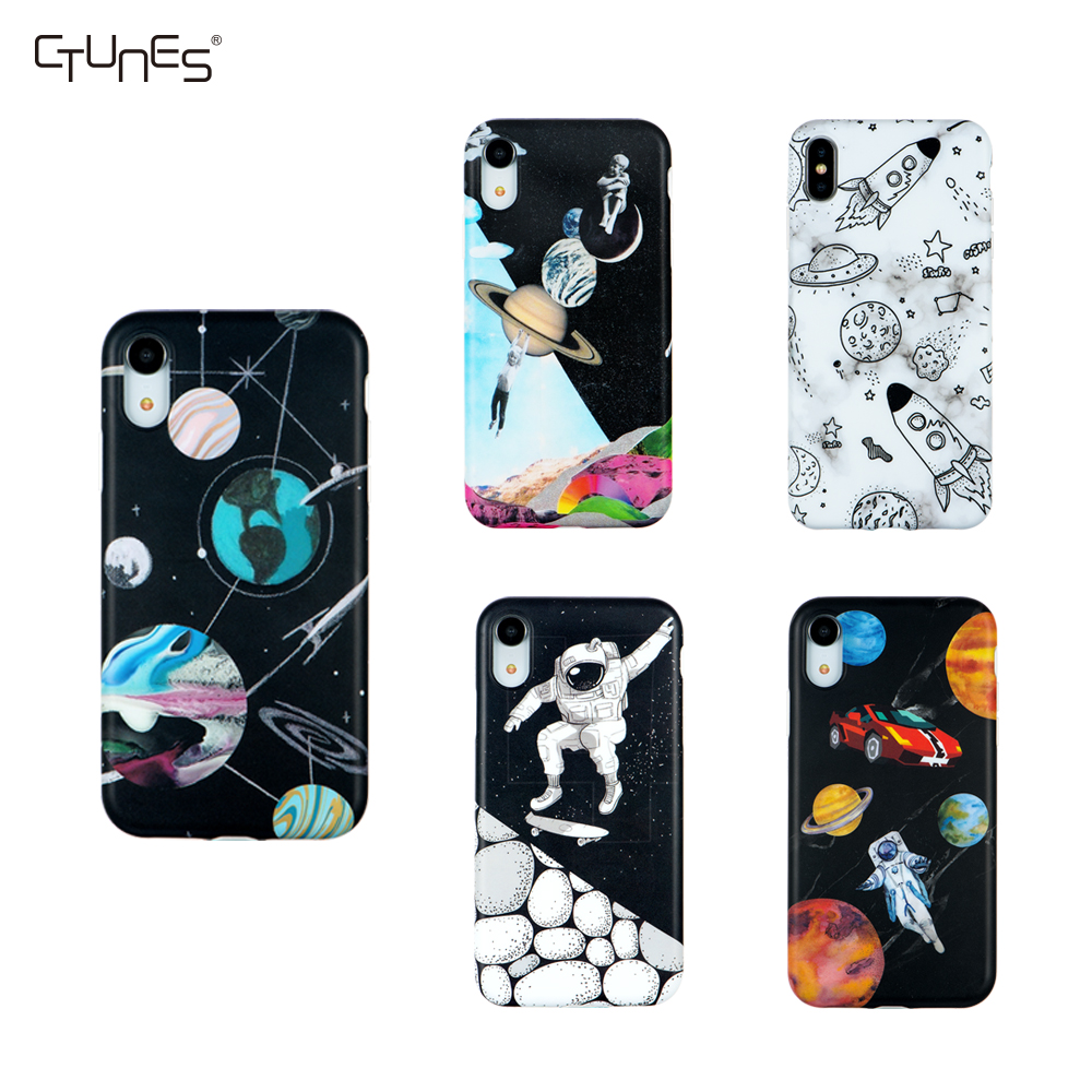 Factory Custom Marble Printing Imd Phone Cover Case For Iphone 9/9 Plus