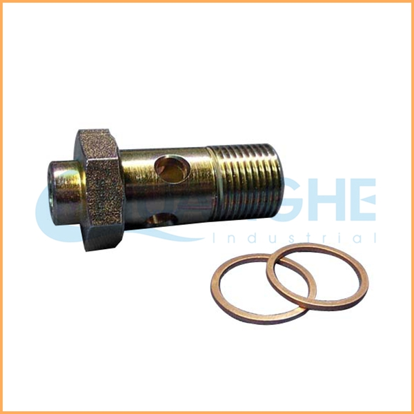 Chuanghe fastener sales non standard stainless steel hollow bolt