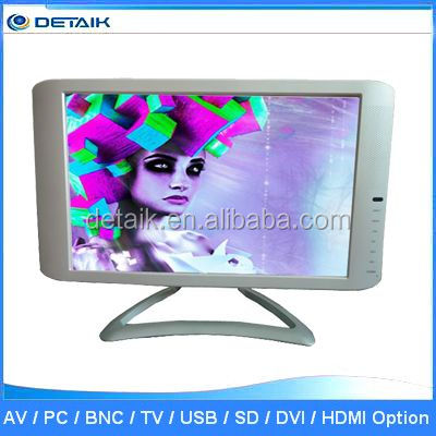 DTK-1966T 19 Inch LCD TV White Color Wholesale LCD TV